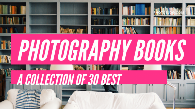 The Best Photography Books