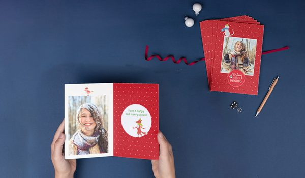 Ideas for a Very Personal Christmas Greeting